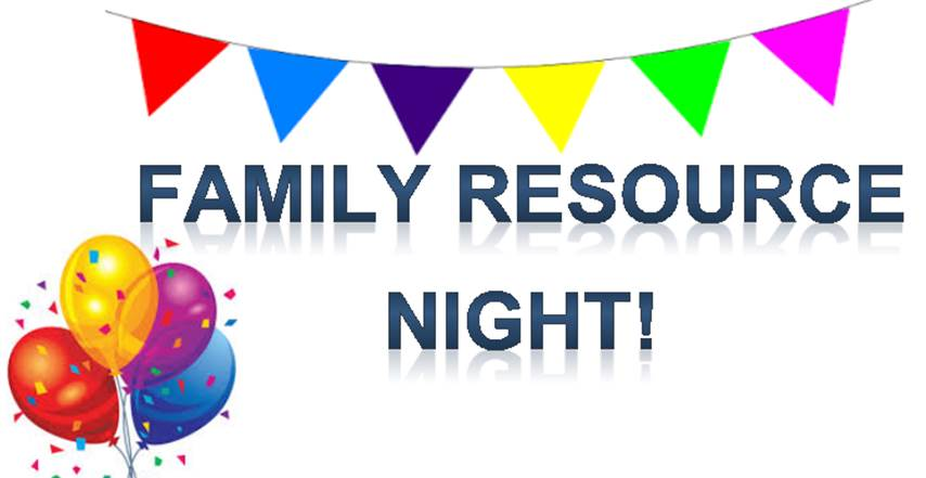 Family Resource Night GWE