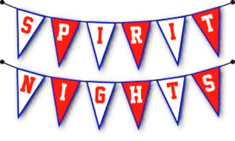 Spirit Nights logo